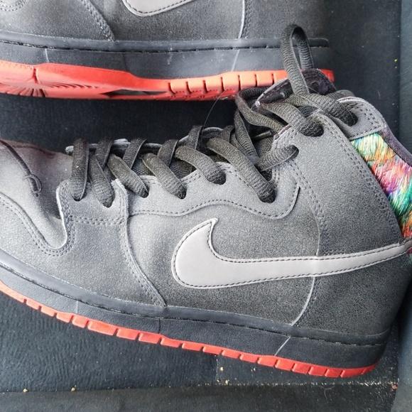 best cheap d1fbc 999c1 Nike Gasparilla High Dunks. M 5af8a11436b9de8f77627883